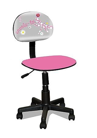 chaise de bureau enfant fille