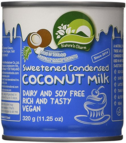 Nature's Charm Sweetened Condensed Coconut Milk, 11.25 Ounce (Pack of ()
