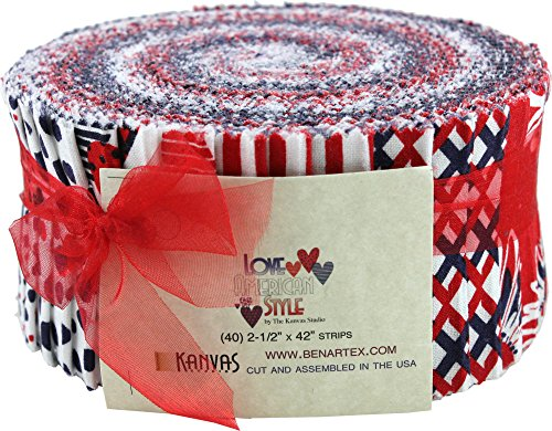 red and white jelly roll - 8