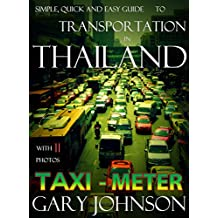 Simple, Quick and Easy Guide to Transportation in Thailand with 11 Photos - Taxi – Meter.