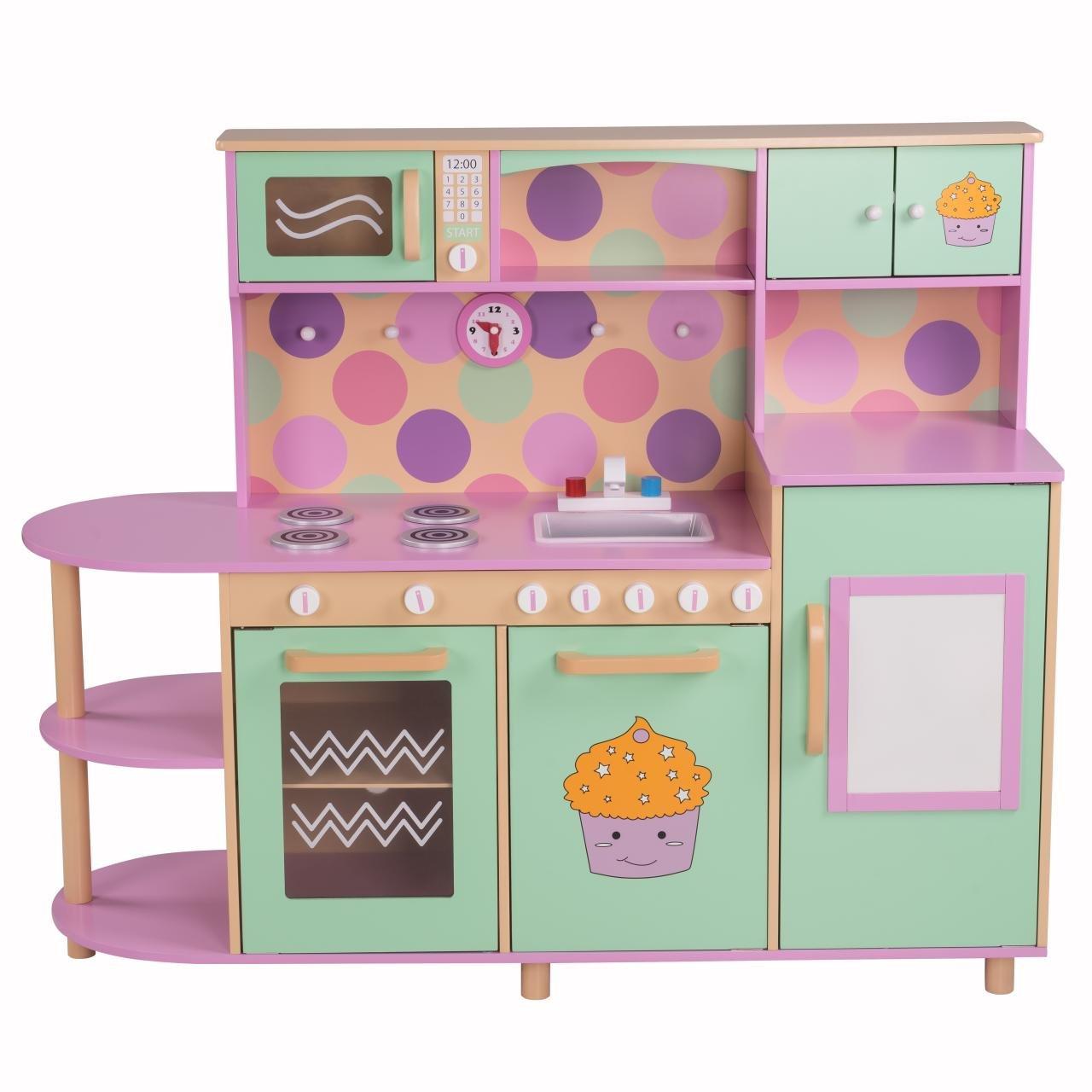 Kinderküche Froggy Kinderspielküche Spielküche Holzspielküche ...