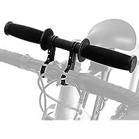 Souarts guidão de bicicleta ajustável frontal para bicicletas de montanha, para crianças de 2 a 5 anos de até 21,8 kg…