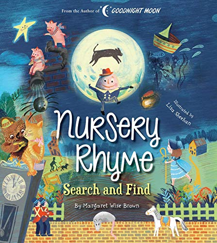 Nursery Rhyme Search and Find (Margaret Wise Brown Classics)