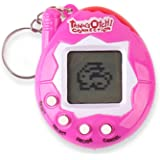 New Random Color 49 Pets in One Virtual Pet Cyber Pet Toy Retro Funny AR Kitty Dogs Panda T-Rex and Other Pets and…