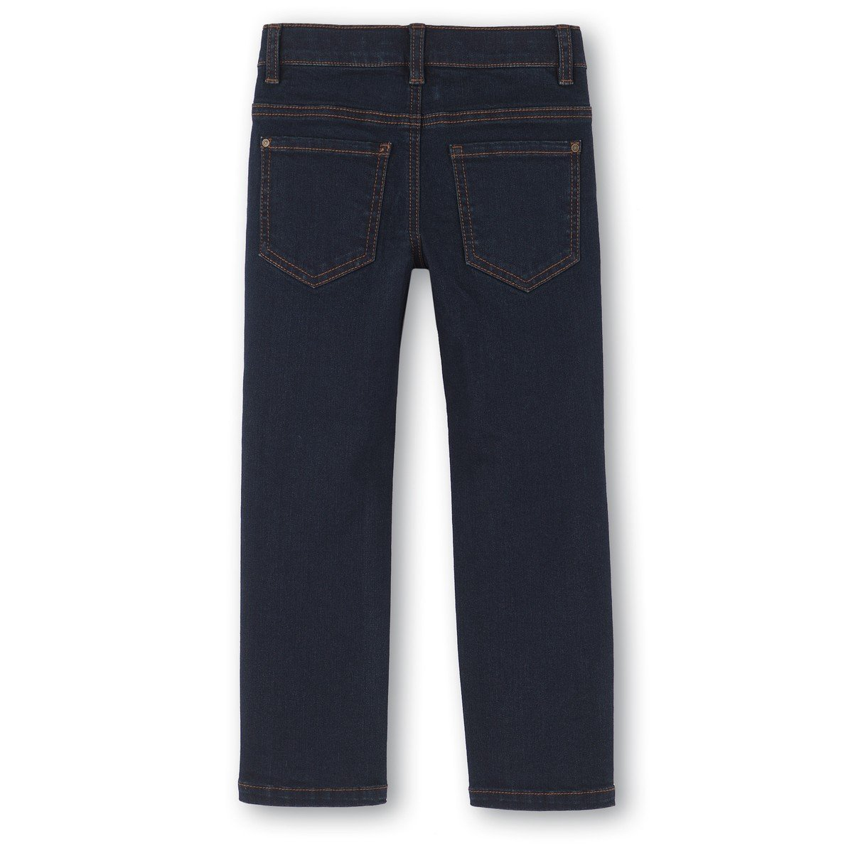 La Redoute Collections Big Boys Straight Jeans 3-12 Years