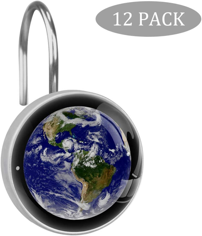 Cupboard Knobs with Screws Oil for Living Room Bedroom for Home Cabinet Cupboard Shower Rods Curtains Metal Shower Curtain Hooks Home Decor Earth and Hurricane Shower Curtain Rings