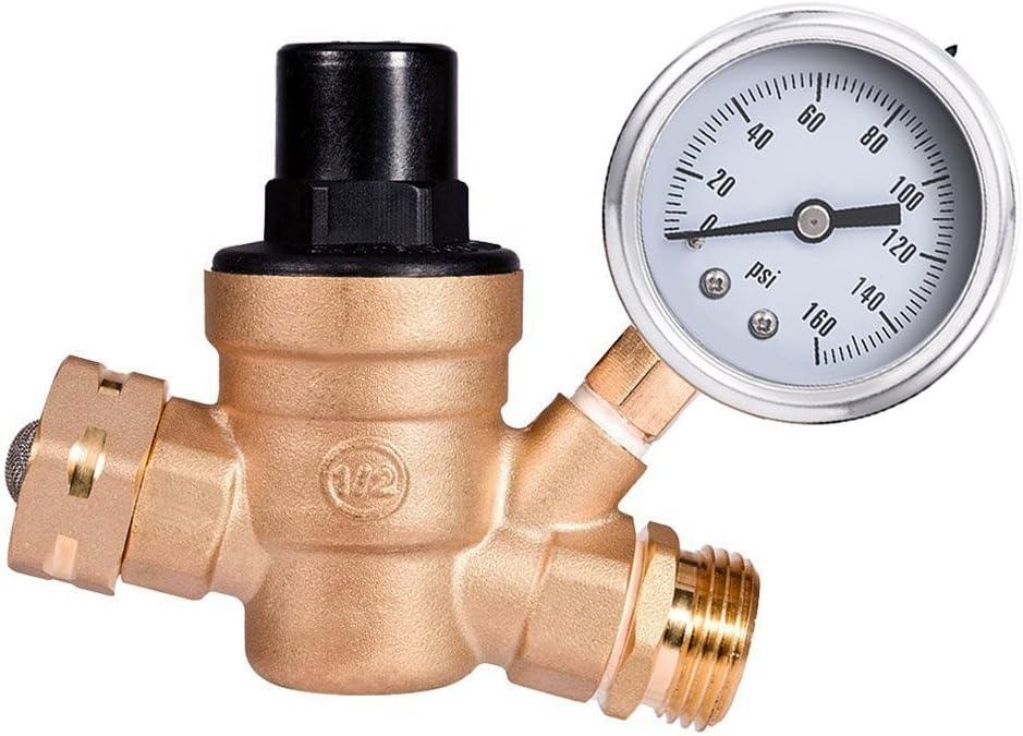 MICTUNING MIC-WPR-065 Water Pressure Regulator
