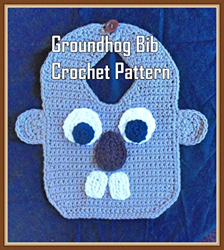 Shadow Knitting Patterns (Groundhog Bib Crochet Pattern)
