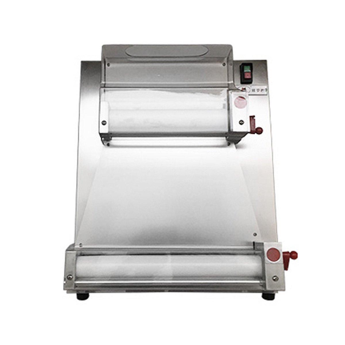 Automático Pizza rodillo de masa hojeadora machine-pizza Panificadora, 370 W/110 V: Amazon.es: Hogar