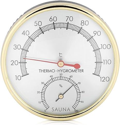 Thermometer Hygrometer Measure Meter For Warehouse Home Sauna Repair Accessory