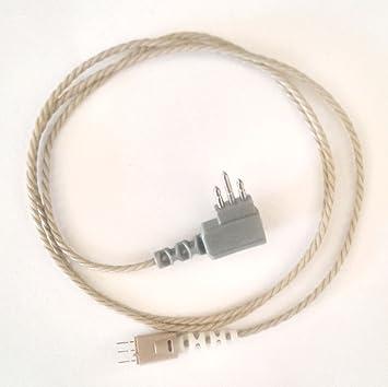 Amazon.com: Oticon Bone Conduction Hearing Aid Replacement Cord ...