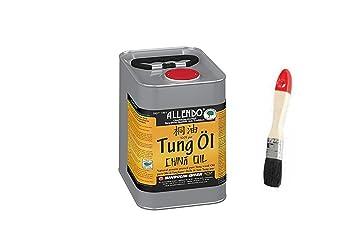 Tungöl tungöl holzöl biologisches naturprodukt lebensmittelecht inkl