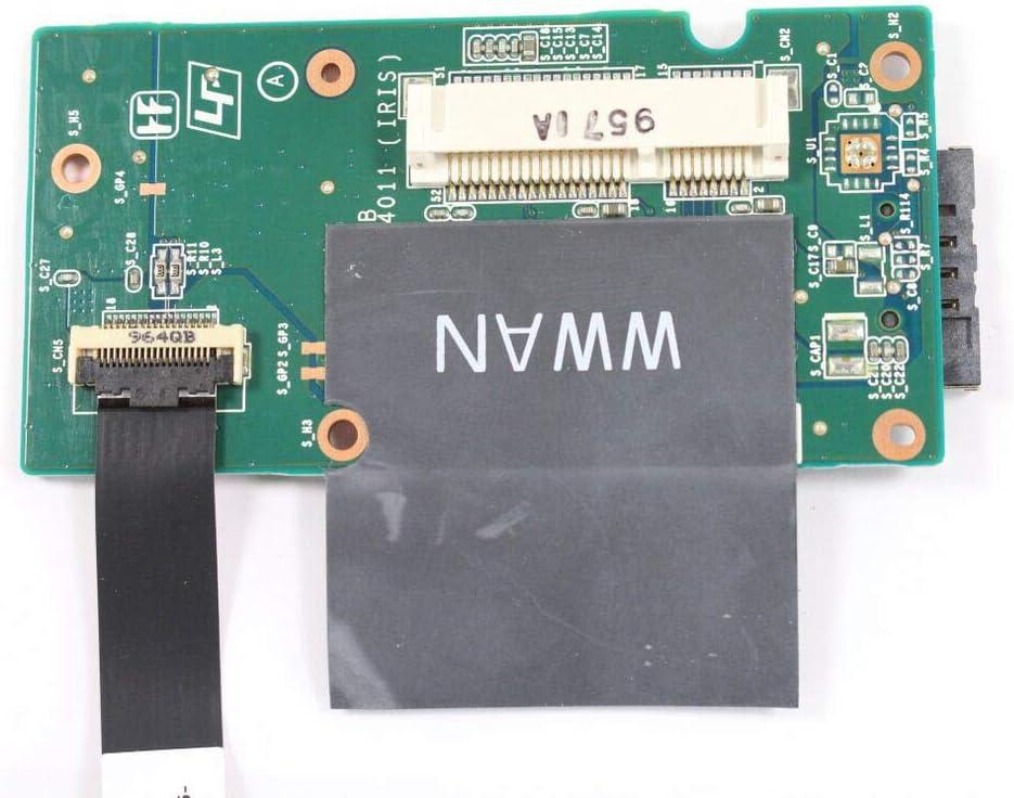 Studio 1458 WWAN Media Card Reader Board with Cable R714R 0R714R CN-0R714R EbidDealz