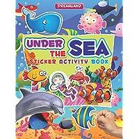 Sticker Activity Book - Under the Sea
