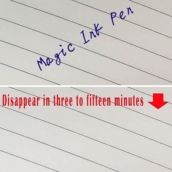 Amazon.com: DICPOLIA - Bolígrafo de pizarra mágica, tinta ...