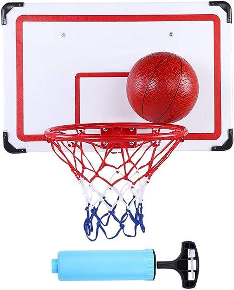 Tablero Baloncesto,Tablero de baloncesto colgante de 70cm Aro ...