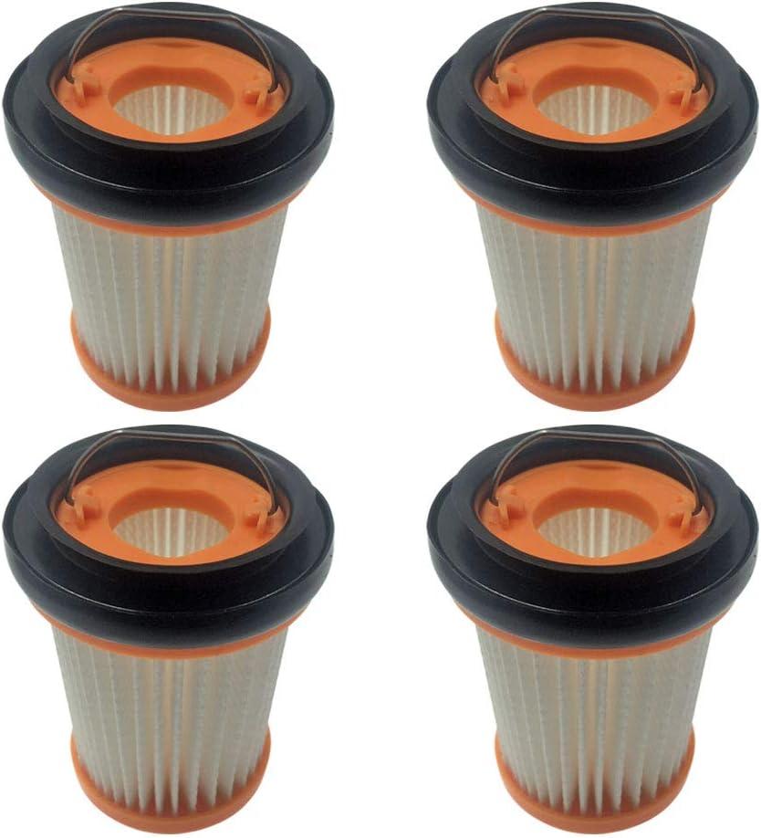 1//4Pcs Filter For Shark ION W1 Cordless Handheld Vacuum WV200 WV201 WV205 WV220