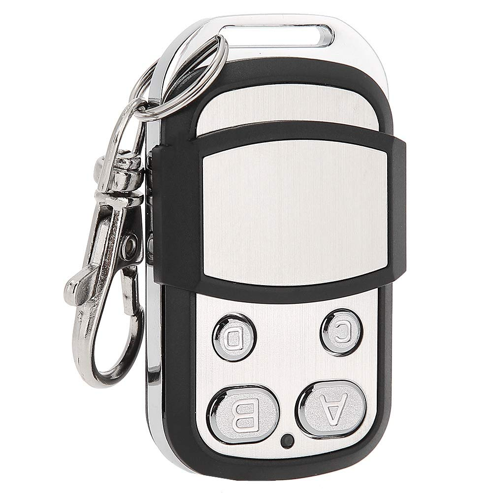 Cl/é de contr/ôle /à distance porte de garage Porte de contr/ôle /à distance Key Cover Shell Case Keyless pour la porte de garage