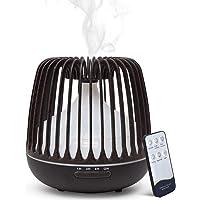 Simpeak Aromadiffuser, 500 ml, met afstandsbediening, donkerbruin, luchtbevochtiger, diffuser, afstandsbediening…