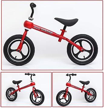 Lhh Niños del Balance Bicicletas Andador Ultraligero Portátil ...
