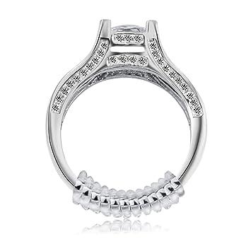 Amazon Ring Size Adjuster with Jewelry Polishing Cloth 2