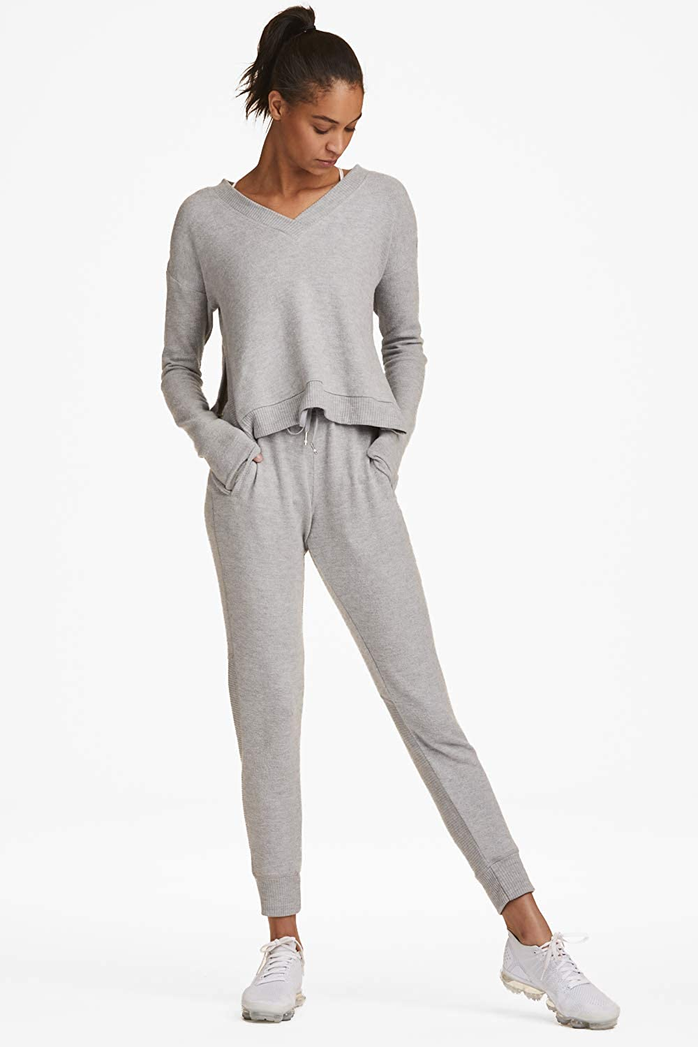 Alala Women's Wander Sweatpant, Grey