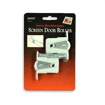 Andersen Screen Door Rollers   Gliding Patio Door Screen 1 Pair By Andersen  Windows