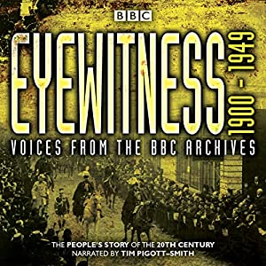 Eyewitness 1900-1949 Radio/TV Program