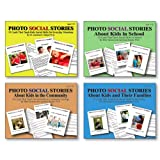 Photo Social Stories Card Set of 4