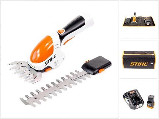 STIHL HSA 25 Tosacespugli Una batería de herramientas para la ...