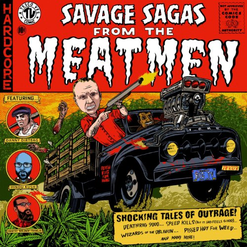 Savage Sagas [Explicit]