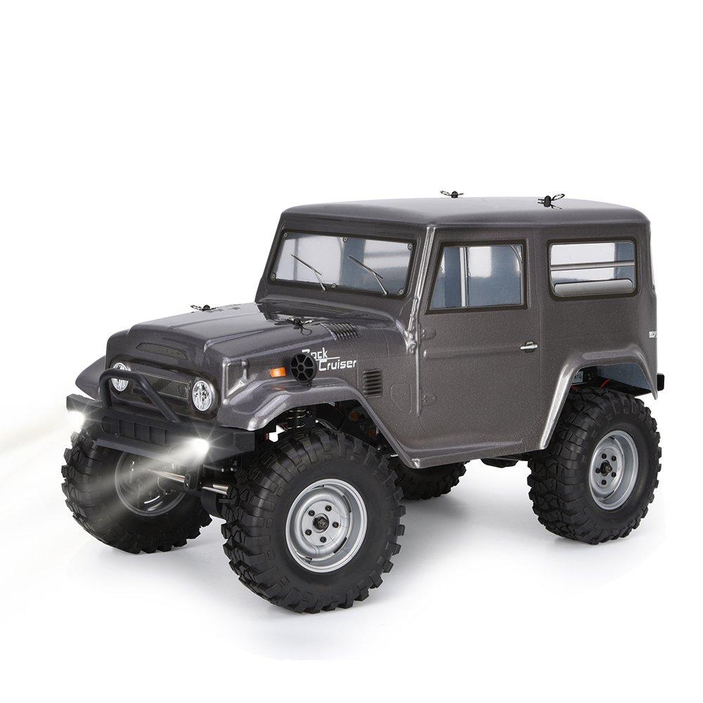 RGT Rc Crawlers 1:10 4wd Off Road Truck Rock Crawler Rock Cruiser RC-4 136100V2 4x4 Waterproof Hobby Rc Car