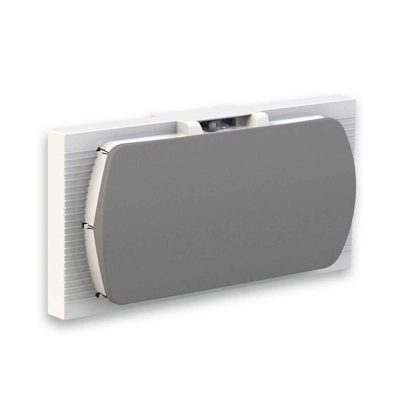 HowPlumb Dual Blade 9-Inch Twin Window Fan with Cover Portable, White by HowPlumb