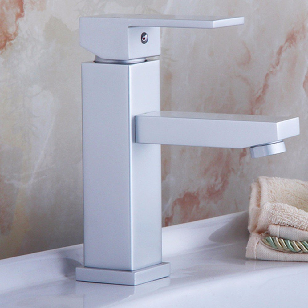 ZPPZZP aluminum Washbasin Single Hole toilet hot and cold shower