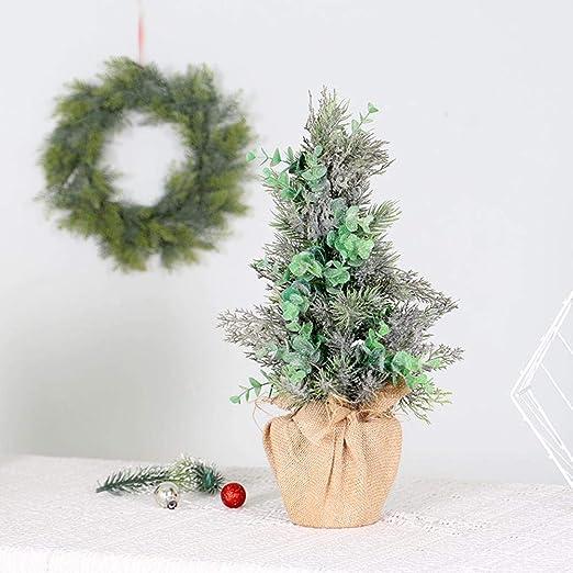 Juego de mesa de ciprés con hojas de eucalipto para decoración del hogar o la oficina, con base de lino natural y fresco, ramo de flores: Amazon.es: Hogar