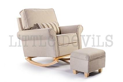 Sedia A Dondolo Per Allattamento Della Chicco : Il nuovo crema beige hush allattamento aliante sedia a dondolo