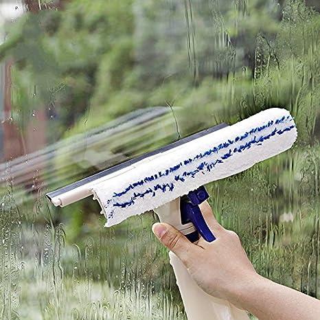 Limpie el cristal, cristal auto stripper para un limpiador de vidrio casero con la herramienta de limpieza del limpiaparabrisas de coche: Amazon.es: Hogar