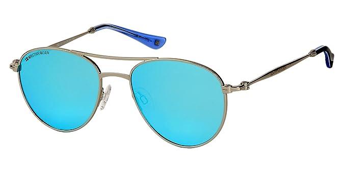 Gafas de Sol Polarizadas Piloto, Aviador Americano Kristian Olsen. Alta Calidad óptica made in