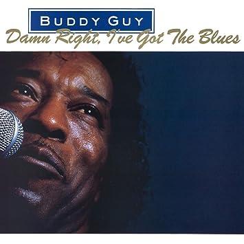 Guy Buddy Damn Right I Ve Got The Blues Black Vinyl Music