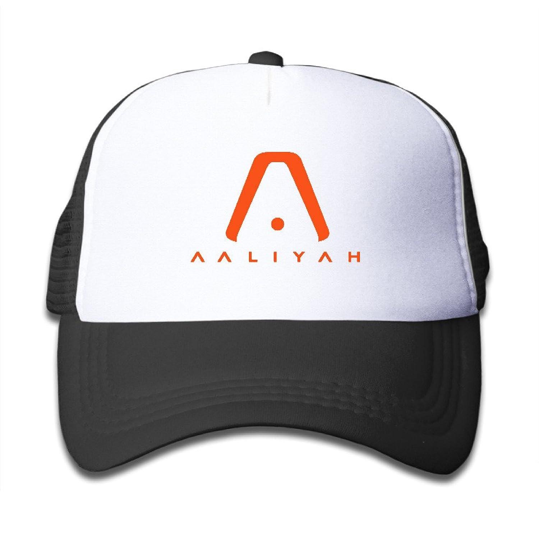 Aaliyah Girls Adjustable Mesh Trucker Cap Preventing Child Baseball Hat