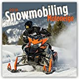 Search : Snowmobiling 2018 12 x 12 Inch Monthly Square Wall Calendar by Wyman, Winter Snow Motor Sport (English and French Edition)