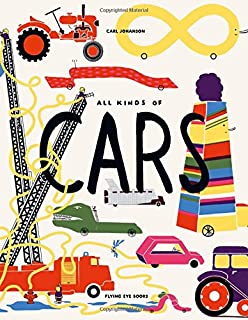 Book Cover: All Kinds of Cars