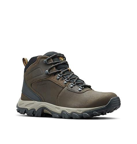 ebf421f7fc7 Columbia Men's NEWTON RIDGE PLUS II WATERPROOF Hiking Boot