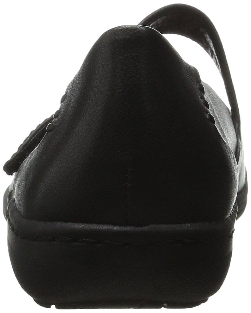 BareTraps Women's Landon Mary Jane Flat B00UBFNN7Q 6 B(M) US|Black