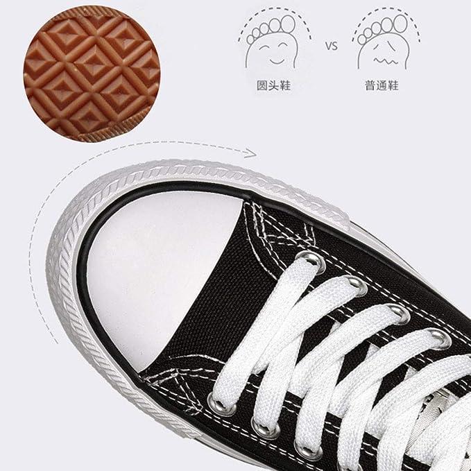 Skisneostype KPOP BTS - Zapatillas de Lona, Color Negro ...