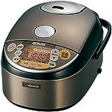 象印 圧力IH炊飯器 5.5合 ステンレスブラウン NP-NI10-XT