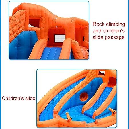 Amazon.com: Castillo hinchable para niños al aire libre ...