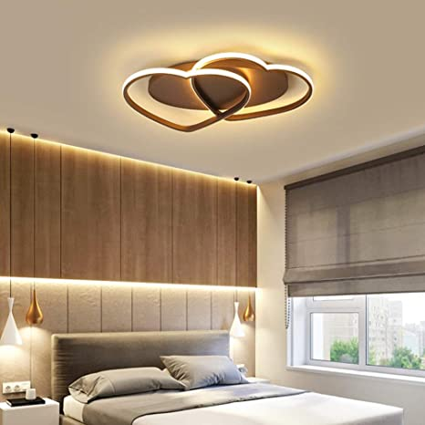 LED Modern Style Flush Mount Kids Bedroom Ceiling Lights ...