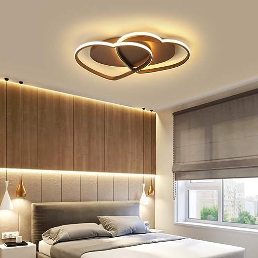 LED Modern Style Flush Mount Kids Bedroom Ceiling Lights ...