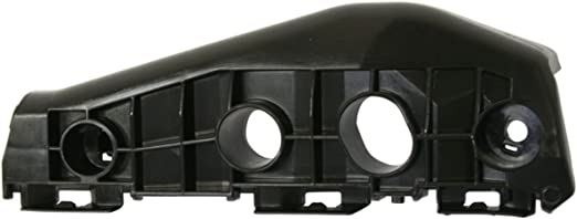DAT AUTO PARTS Bumper Bracket Replacement for 04-09 Toyota Prius Black Front Left Driver Side TO1042109